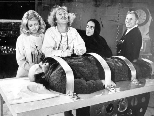 Gene Wilder dies at 83