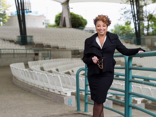 Shahida Mausi and her Right Productions have run Chene Park for 12 years.