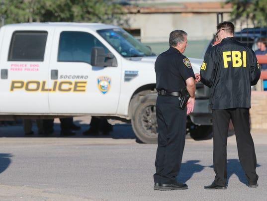 Socorro drug raid Luis Armando Baylon