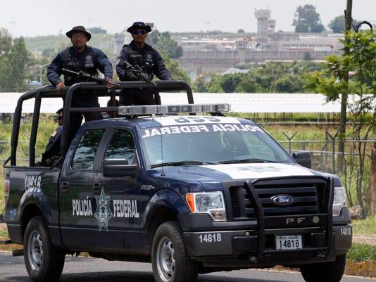 MEXICO-US-CRIME-DRUGS-CARO QUINTERO