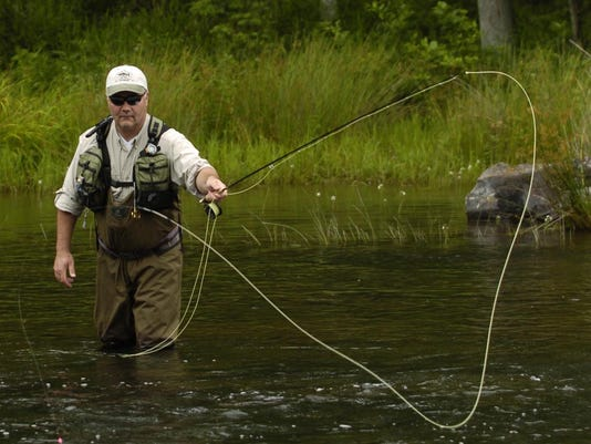 Fly fishing pic