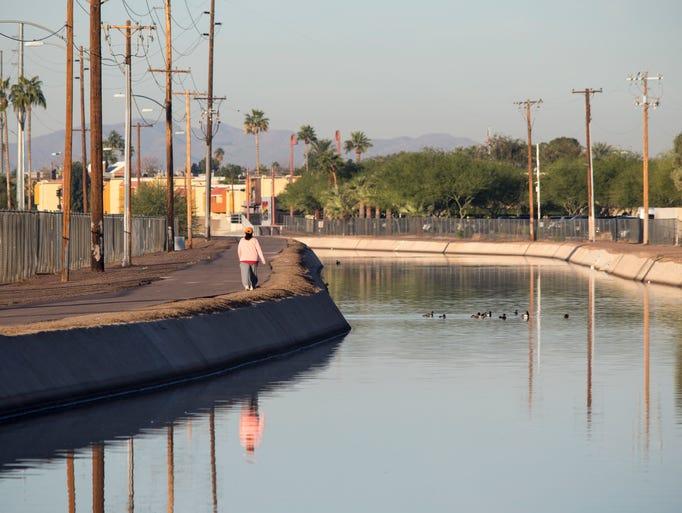 6 fishing spots in the phoenix metro area for Fishing in phoenix arizona