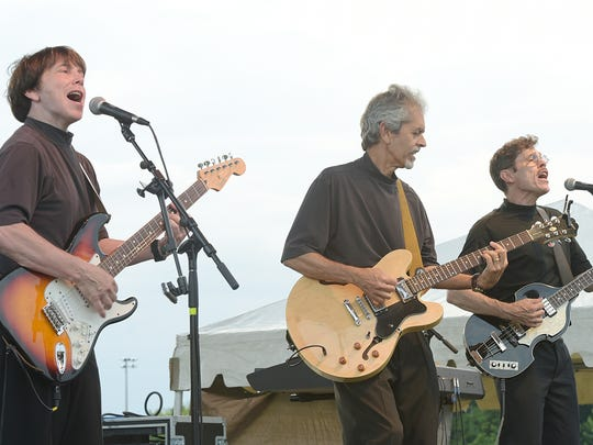 The Wannabeatles will perform at Crockett Park on Sunday as part of its free summer series.