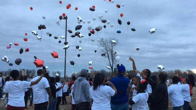 Eric Jackson Jr. and Markel Owens were remembered by their families during a birthday celebration on Saturday.