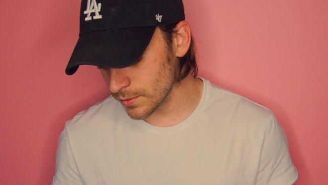 Nashville-based pop artist PHANGS, whose real name is Jake Germany.