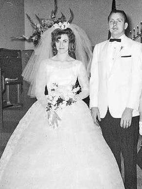 Mr. & Mrs. Raymond E. Cooper, 50th Wedding Anniversary