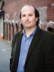 Author David Grann.