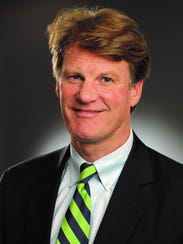 Paul E. Keck, Jr., MD, president and CEO of the Lindner