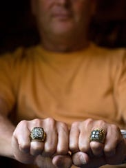 Craig Colquitt won two Super Bowl rings with the Pittsburgh Steelers.