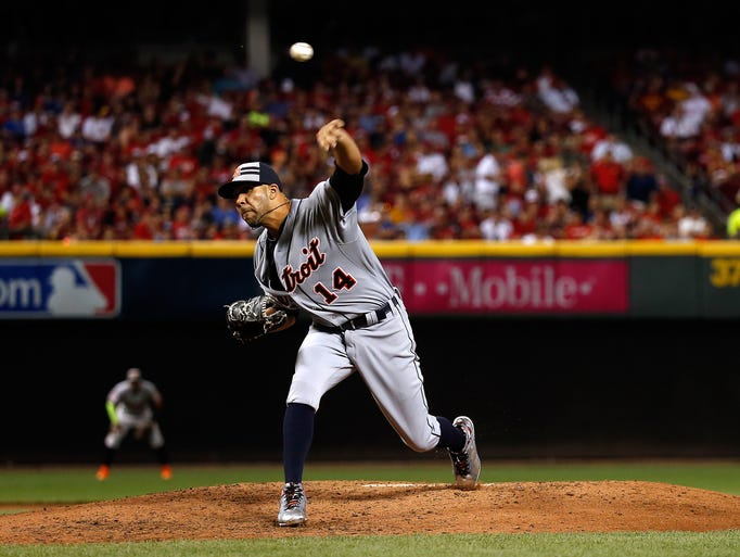 American League All-Star David Price  of the Detroit