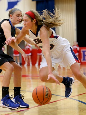 Lindsey Corsaro will lead Class 4A Roncalli (6-1) into the Marion County tournament this week, beginning with a first-round game at Brebeuf Jesuit (2-5) on Tuesday night.