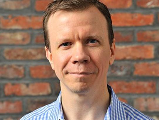 Scott Paul, president of the Alliance for American