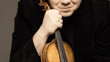 Naples Philharmonic, Vadim Gluzman bring animated voice to two composers