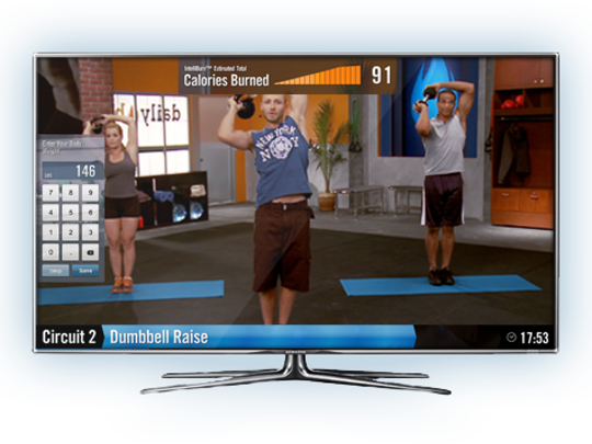 Daily Burn is a full-body workout program designed