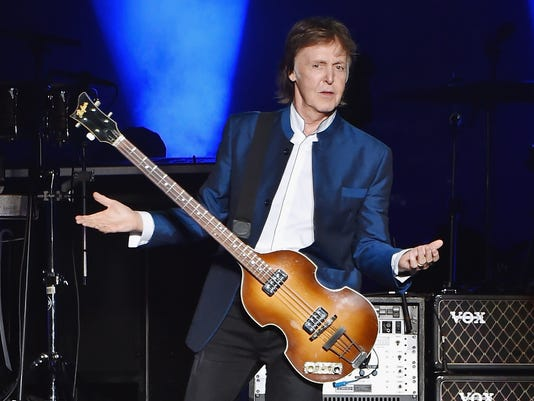 Paul McCartney Performs In Concert At MetLife Stadium On August 7 2016 East Rutherford New Jersey Photo Mike Coppola Getty Images