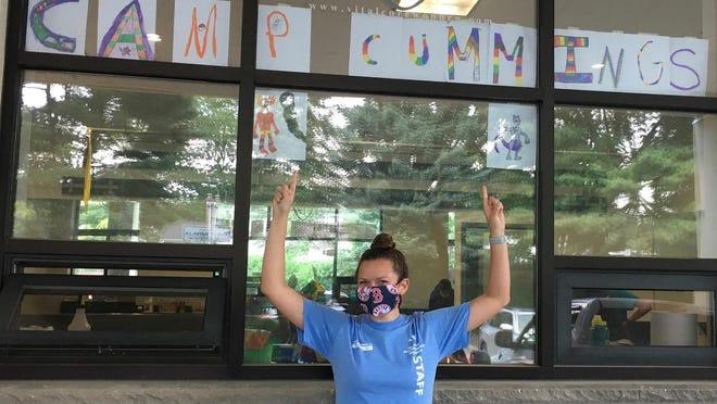 Camp Cummings Assistant Director Tessa Gonsalves.
