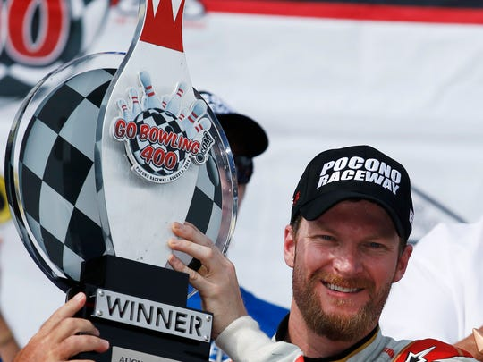 Dale Earnhardt Jr., who retired from full-time racing in 2017 with 26 career victories, will speak at Freed-Hardeman University's annual benefit dinner on Dec. 6.