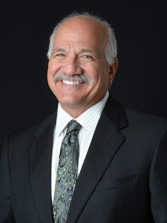 Dr. Jeff Elwell, president of ENMU university system