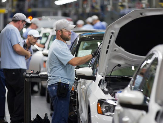 UAW says recognition near at Tennessee VW plant