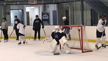 From winless to winning: IHA girls hockey team gets on a roll