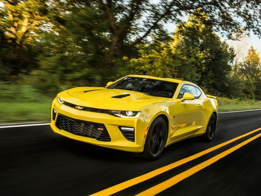 Chevrolets Camaro Ss May Be Worlds Best Sport Coupe