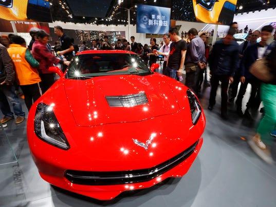 EPA CHINA AUTO SHOW EBF CONSUMER GOODS CHN SH