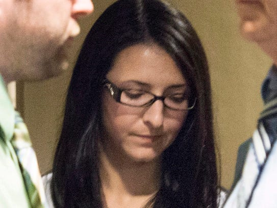 Emma Czornobaj was found guilty in June of causing