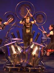 The musicians of Scrap Arts Music bring world music