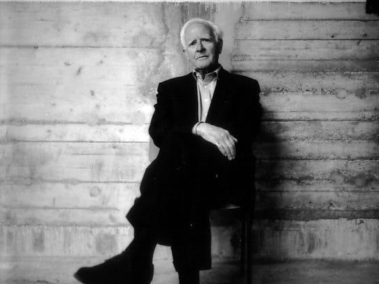 Author John le Carre.