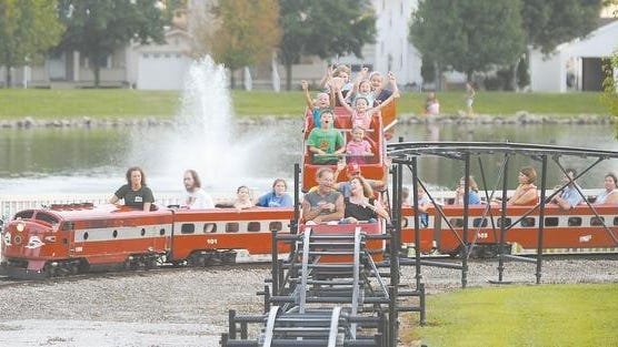 After a month-long delay due to the coronavirus pandemic, the amusement rides and miniature golf course at Tuscora Park are scheduled to open to the public on Saturday.