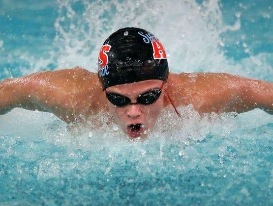 Arrowhead-Brookfield Swim-4