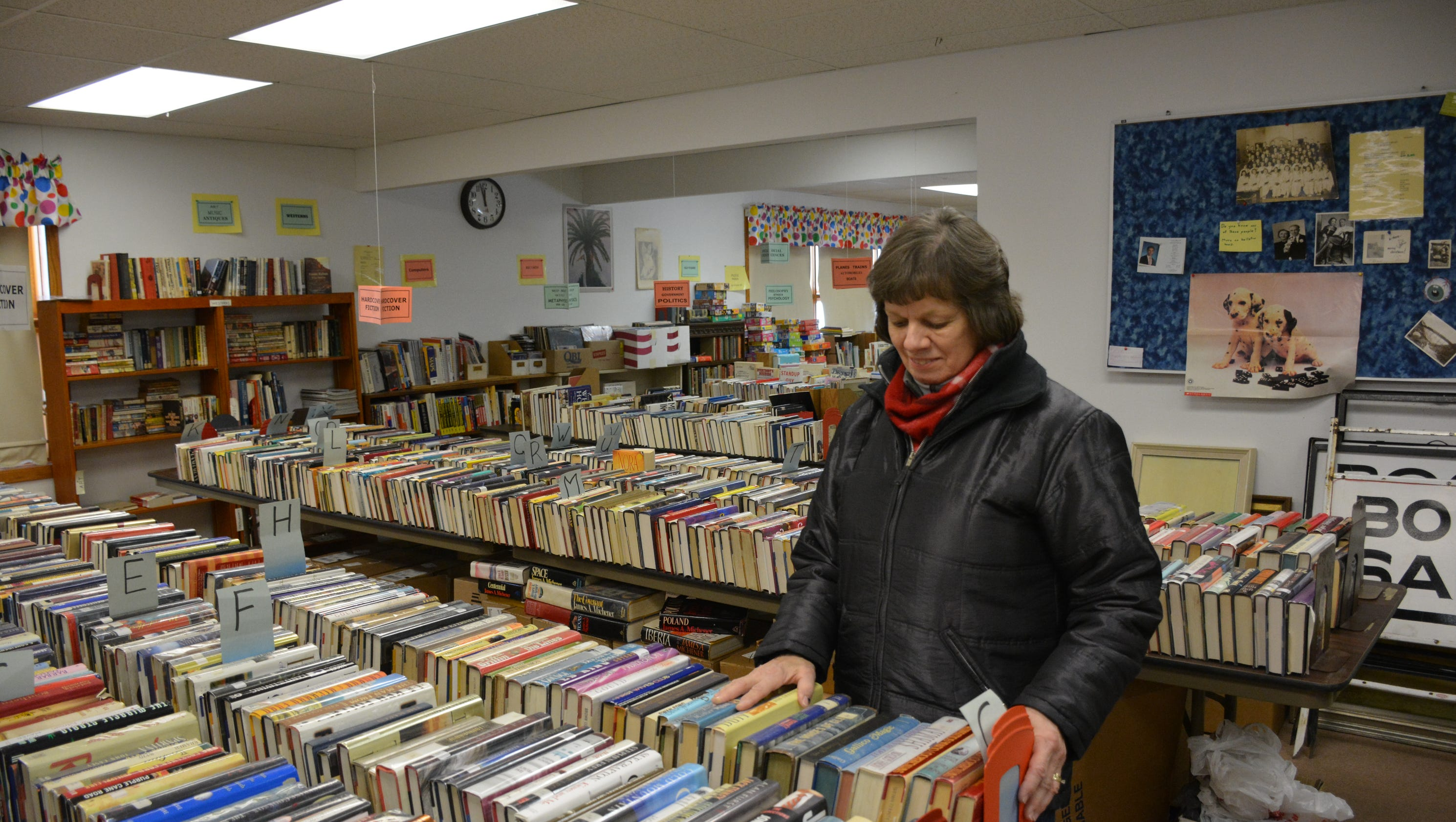 Friends Of The Library Seeks New Home