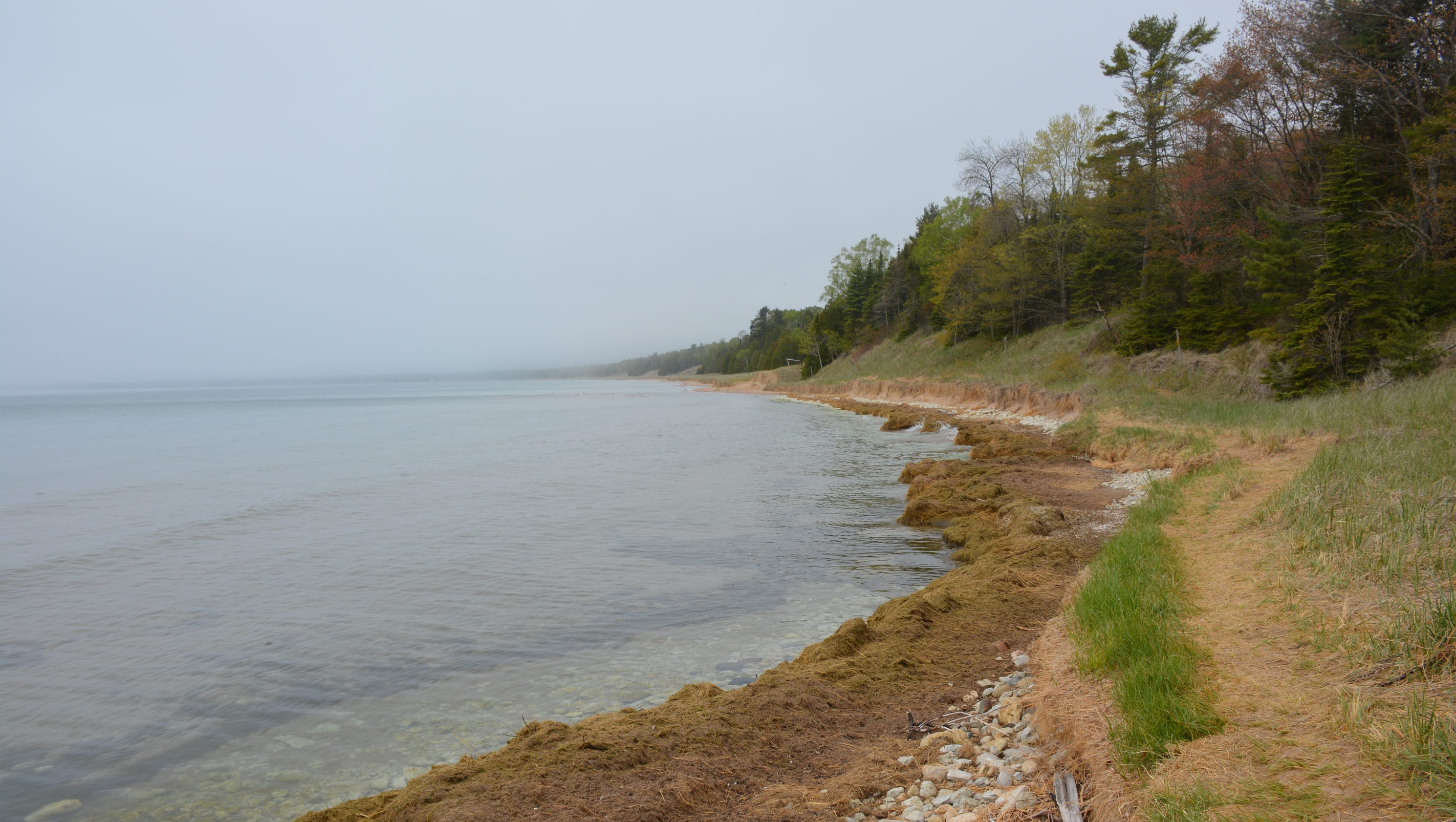 Lake Michigan Water Levels See Historic Rise