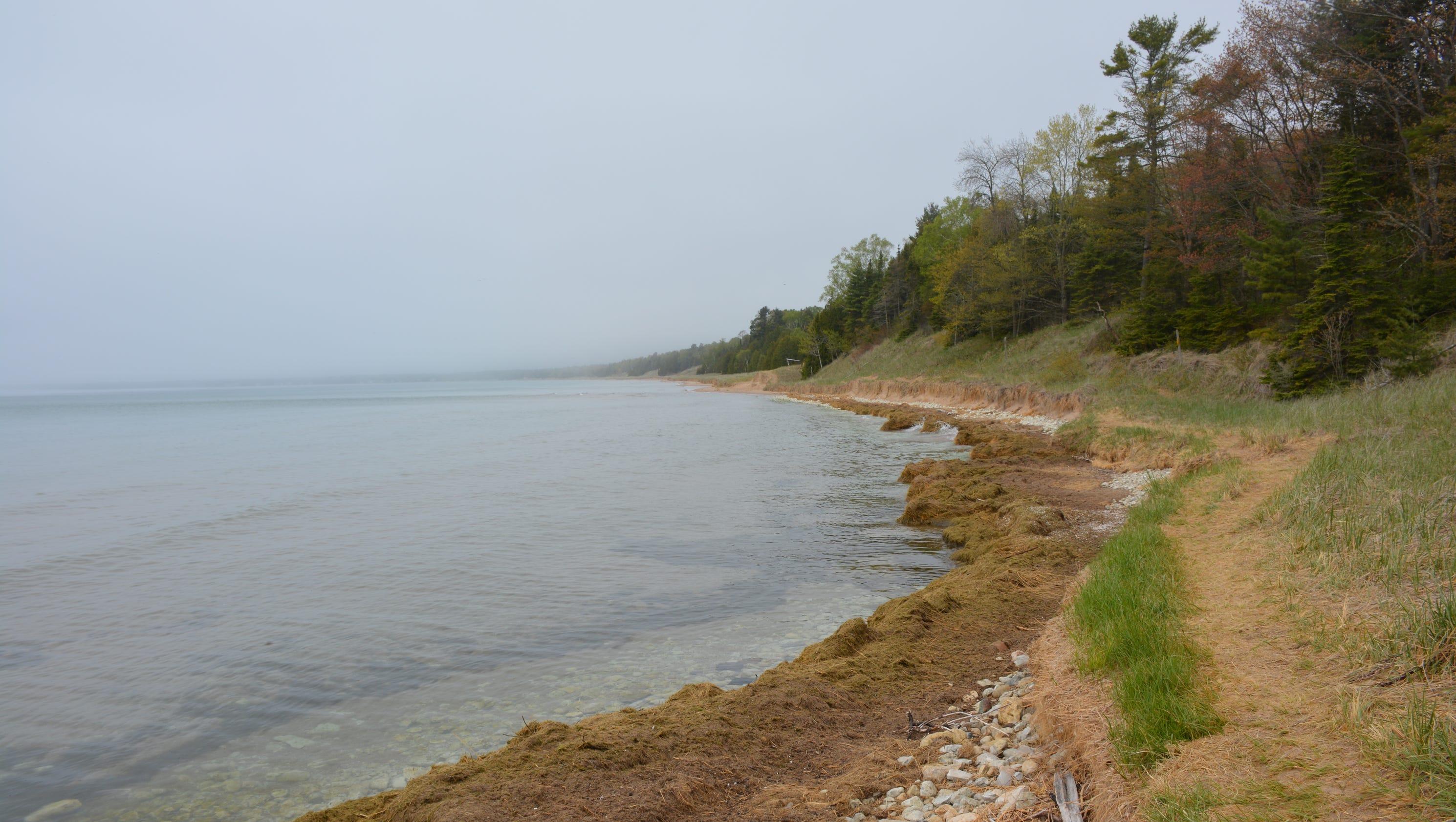 Lake Michigan Water Levels See Historic Rise