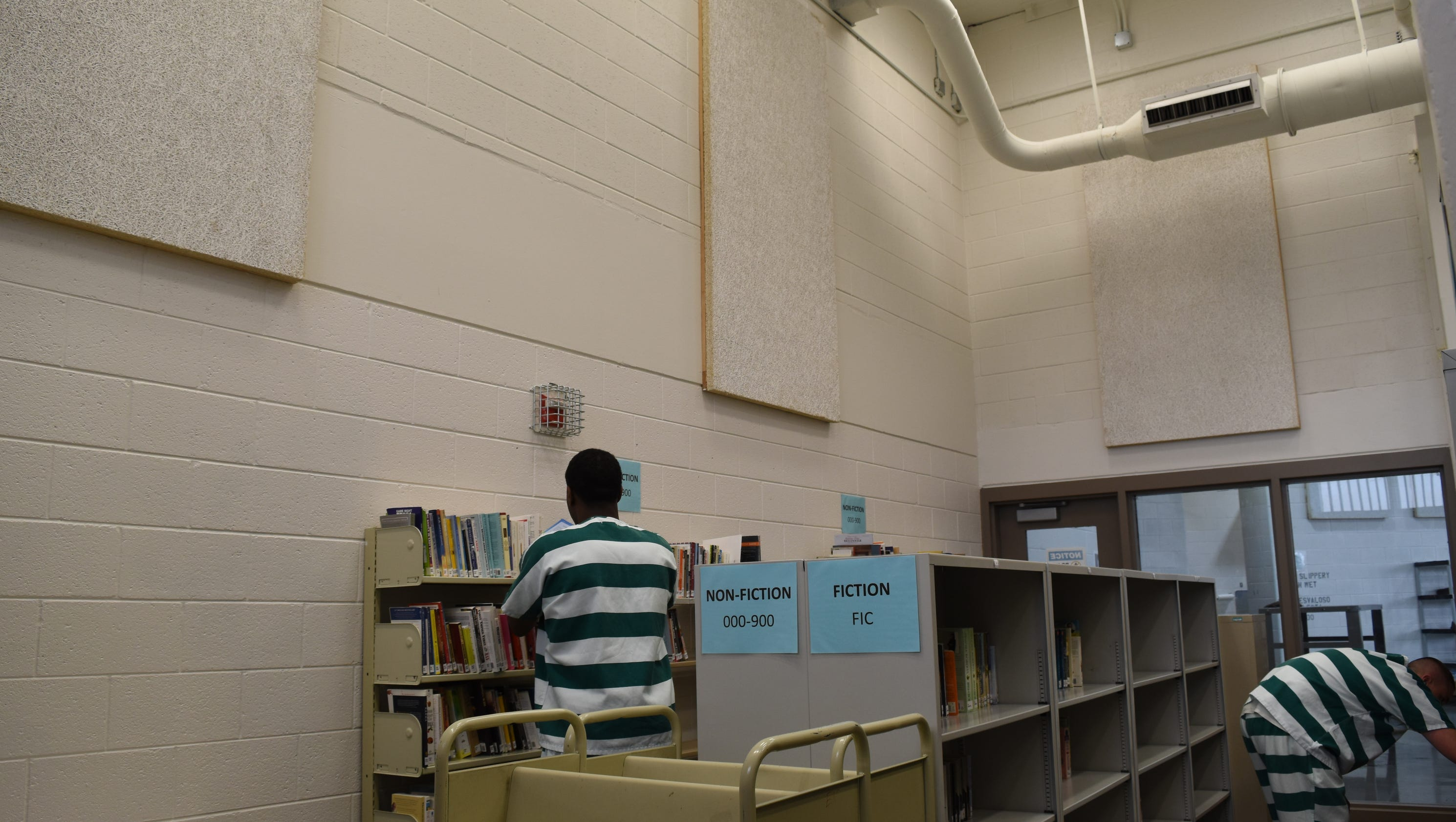fostering literacy jail libraries provide books education to inmates