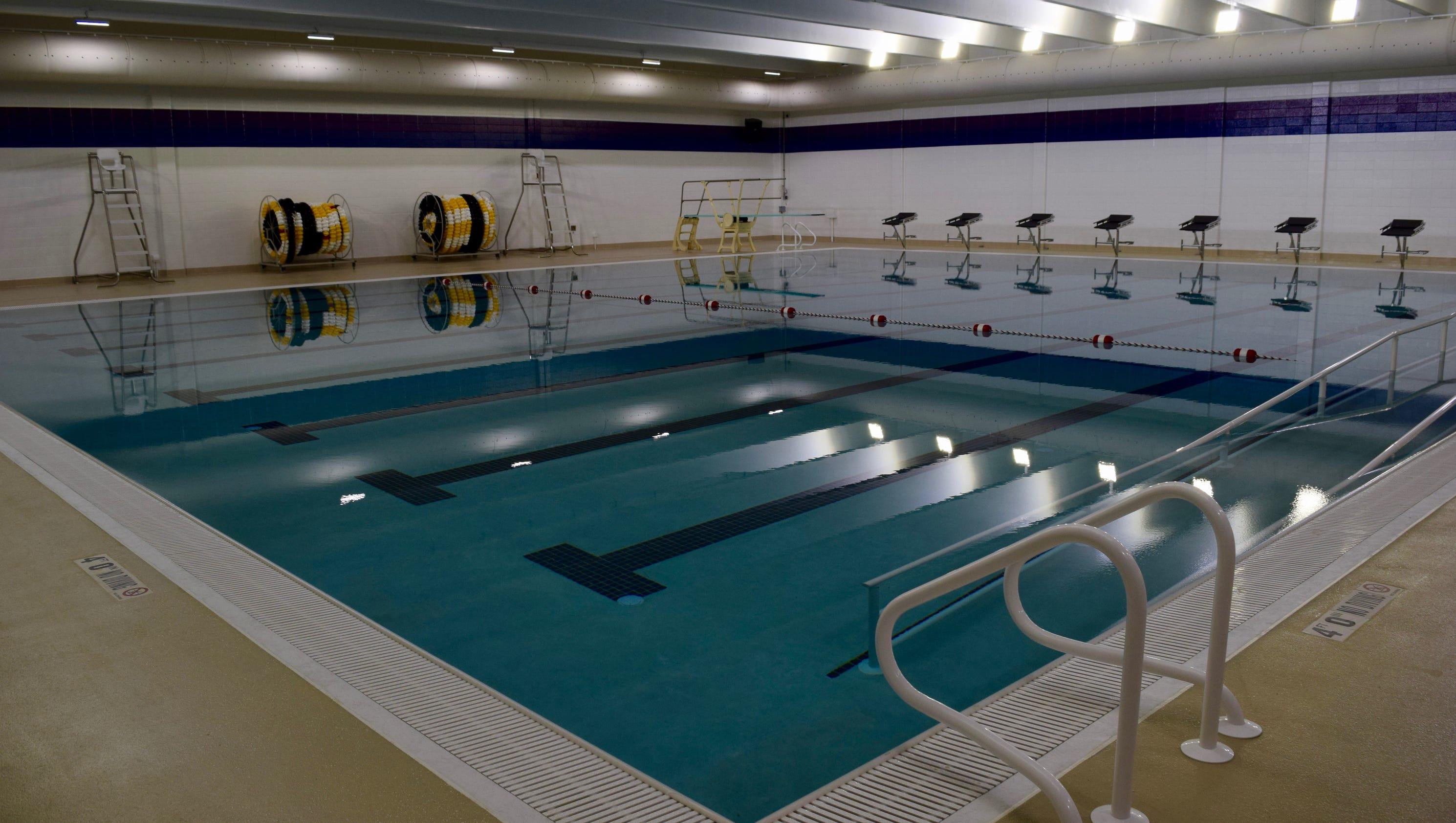 New pool to impact new berlin eisenhower swimming for Swimmingpool aufstellbecken pool