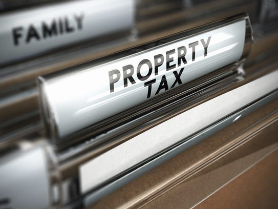 A property tax deduction can be substantial.