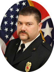 Gatlinburg Fire Department Capt. David Puckett