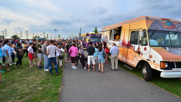 Food Truck Mash-Up, a new festival celebrating good