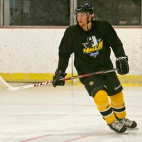 Battle Creek native Jared Knight was traded by the Boston Bruins to Minnesota at the NHL trade deadline.