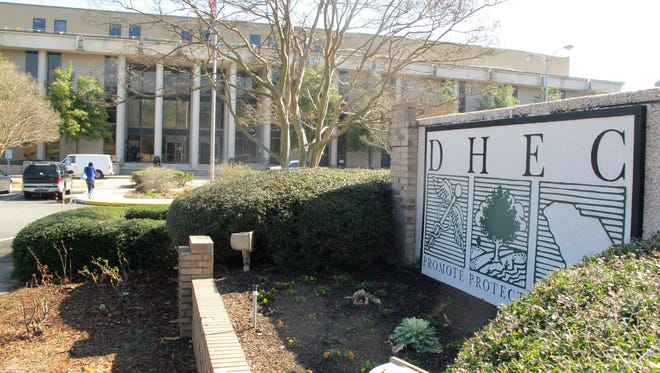 The South Carolina Department of Health and Environmental Control