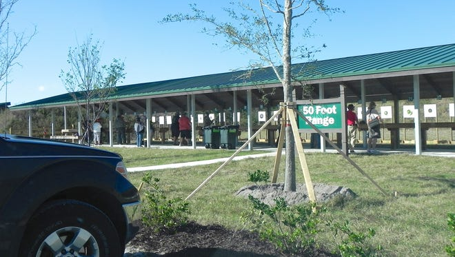 The new 330-acre Triple N Ranch Shooting Range off U.S. 441 south of Holopaw includes four covered handgun and rifle ranges with 116 shooting stations. For shot gunners, a 19-station sporting clays course also offers covered shooting stations.