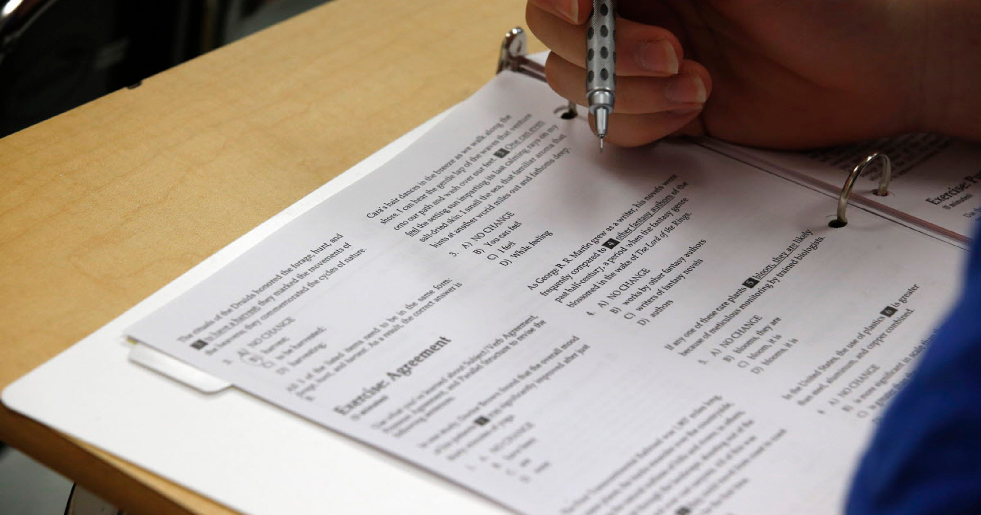 Was August SAT test leaked? Students fret about test's integrity