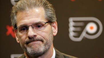 ISAAC: Flyers' pain a side effect of Hextall's patience