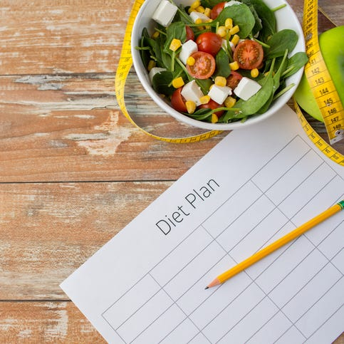 Crash diets might be good for right now, but will punish you long term
