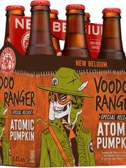 New Belgium has released a specialty habanero pumpkin beer.