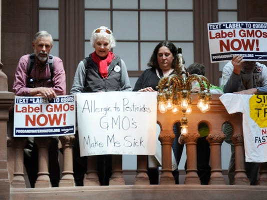 GMO labels feed fears: Our view