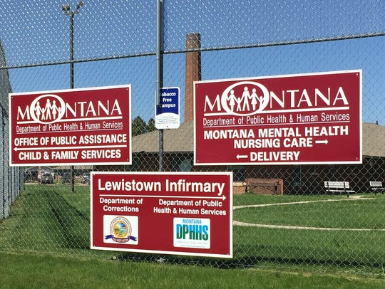 Officials plan to close the Lewistown Infirmary to
