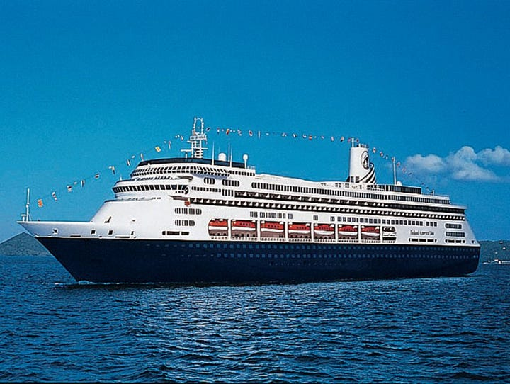 Cruise to Patagonia, February 19 to March 4, on Holland America's Zaandam while hearing from editors and writers from The New York Times, among other speakers.
