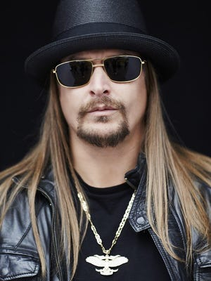 Kid Rock will play at Little Caesars Arena on multiple days in September.